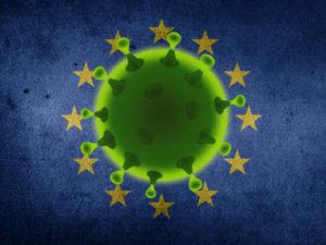 Resultado de imagen para europa coronavirus